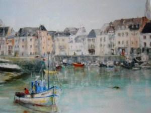 2006, Vouvray, Prix de la Peinture à l'Huile