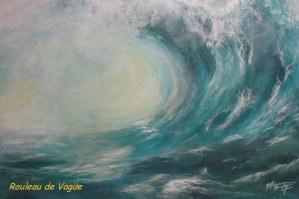 vague, déferlente