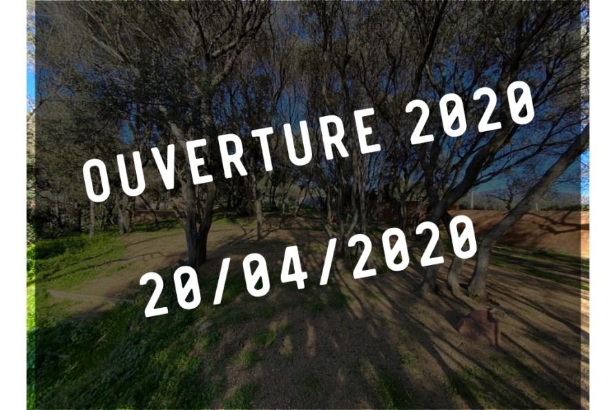 Ouverture 2020 - Camping à la Ferme Le Mandriale à Cargese, Corse-du-Sud