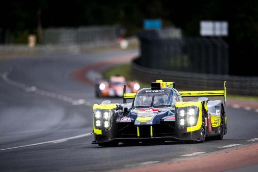 LMP1 SPA Le Mans