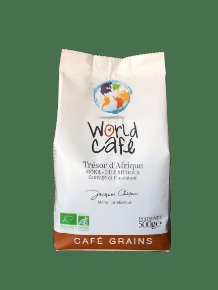 cafe grain afrique
