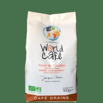 café grain caraibe