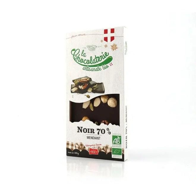 chocolat noir mandiant