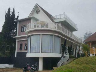 Villa 5 Kamar di Lembang Bandung