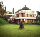 Villa untuk makrab di lembang bandung