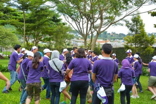 Villa untuk family gathering di Lembang