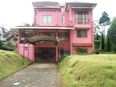 Villa Pink 5 kamar