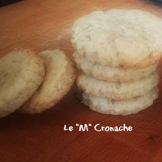 """Famoso Biscotti senza latte burro e uova facilissimi - Le """"M"""" Cronache MA56"""