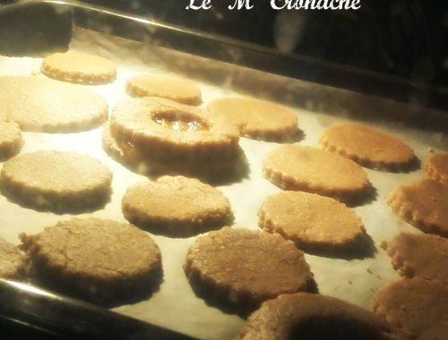 biscotti integrali ricetta