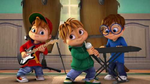 ALVINNN!!! E I CHIPMUNKS STAGIONE1