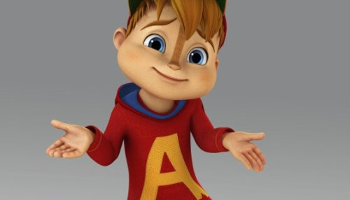 ALVINNN!!! E I CHIPMUNKS