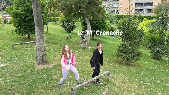 parco per bambini piccoli roma