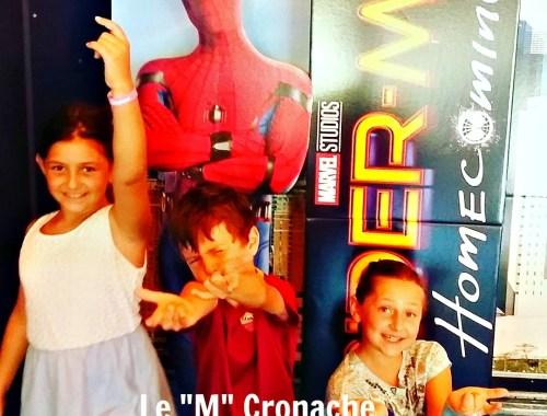 spiderman homecoming per bambini