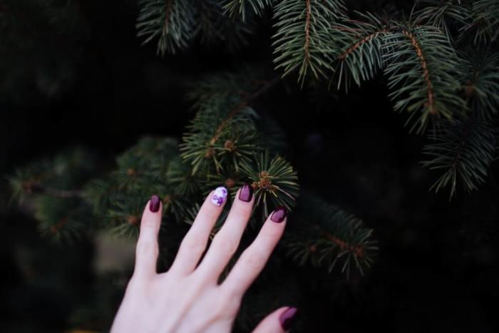 nail art autunno 2017