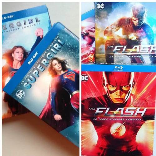 nuove serie dc