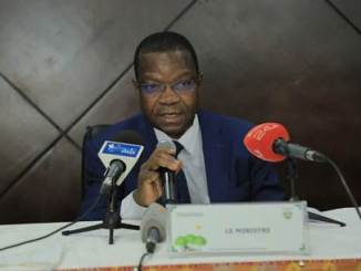 Environnement, Joseph Seka Seka dénonce les travers du secteur minier « portant atteinte aux intérêts des populations''