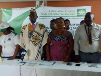 Le projet a été présenté au cours d'une conférence de presse à Abidjan