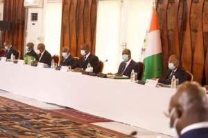 Covid-19 fin de l'isolement d'Abidjan