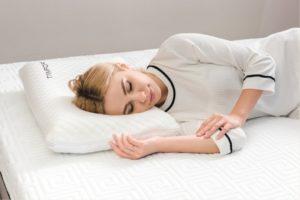 il y a plusieurs milliers d annees on a cree l oreiller pour corriger les problemes de cou des epaules et de dos durant le sommeil
