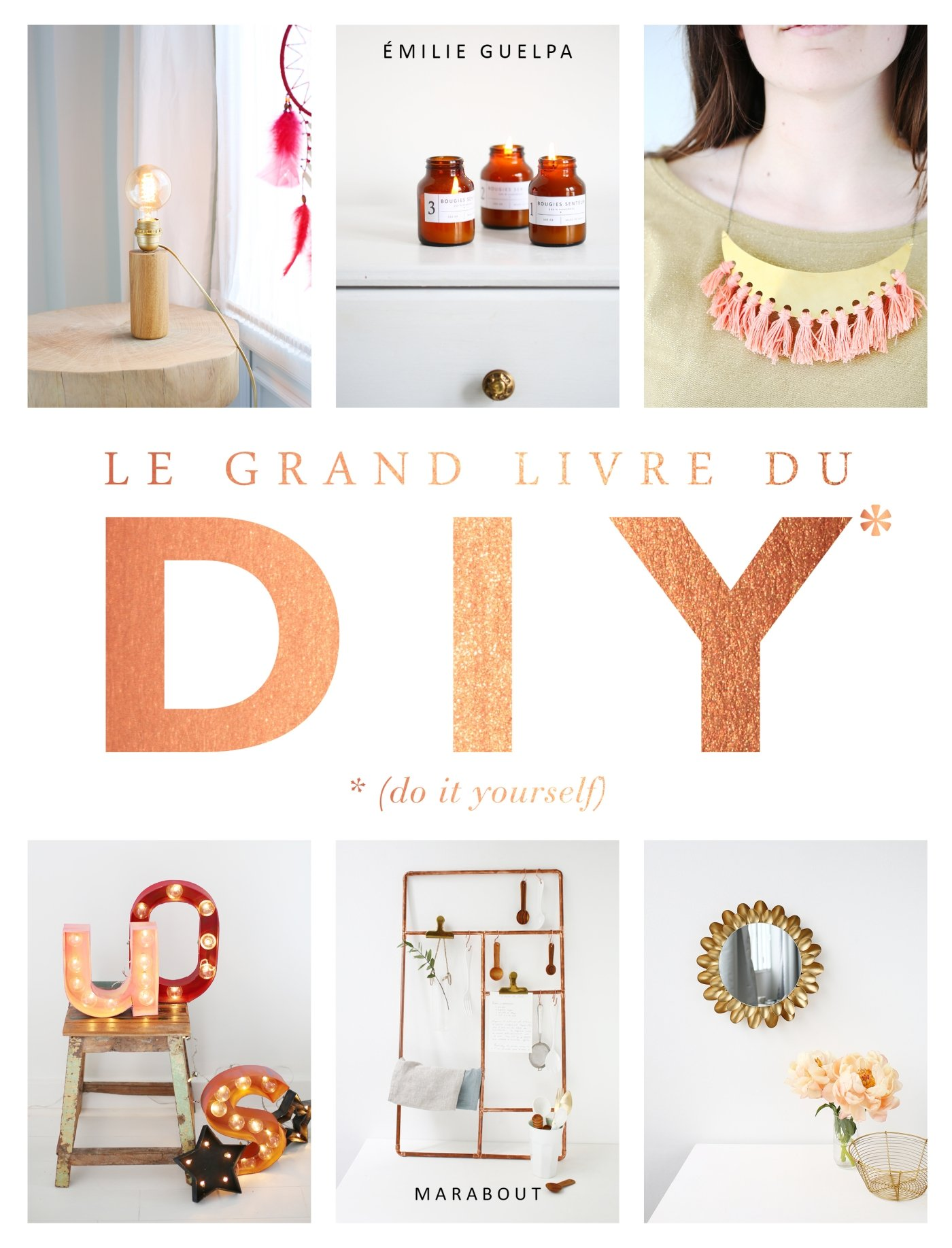 le grand livre des diy une id e cadeau diy le meilleur du diy. Black Bedroom Furniture Sets. Home Design Ideas