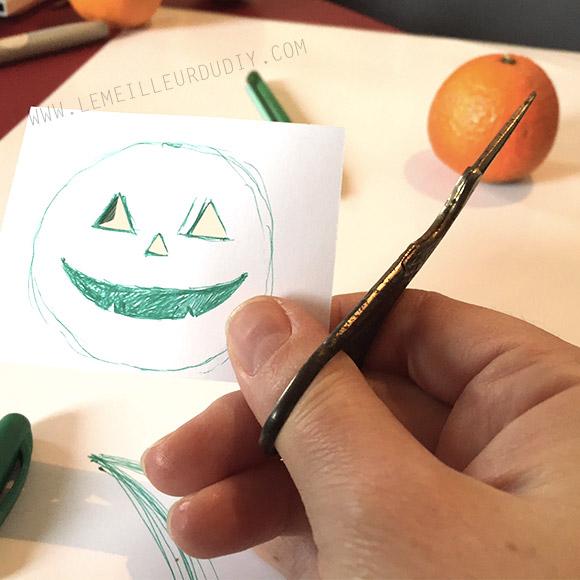 DIY Décorations d'Halloween