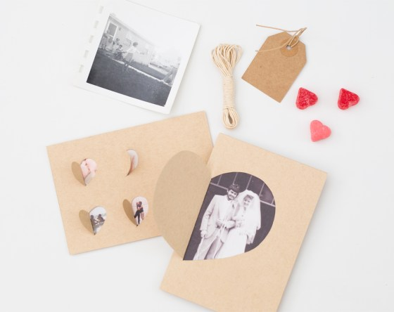 DIY Carte de Saint-Valentin
