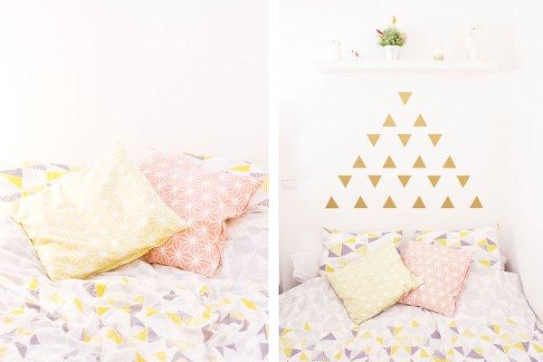 diy t te de lit hyper facile et pas ch re le meilleur du diy. Black Bedroom Furniture Sets. Home Design Ideas