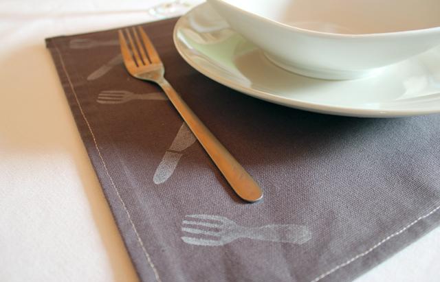 Diy Set De Table Et Petites Fourchettes Le Meilleur Du Diy