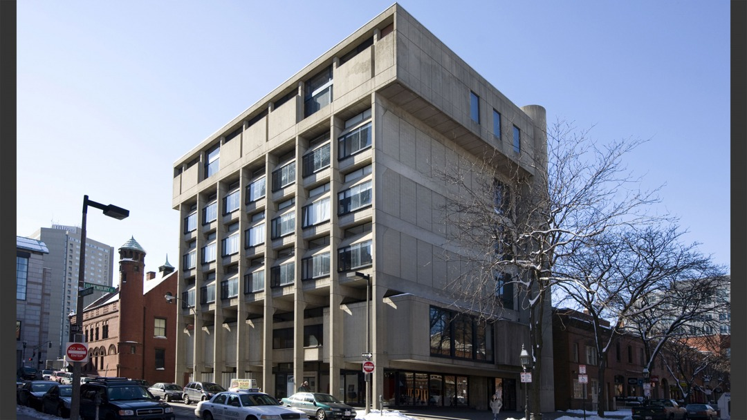 Boston Architectural College Lemessurier
