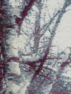 Jacquard Weaving, Metallic threads, wool and sewing threads, 12 000 $