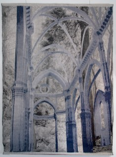 Jacquard Weaving, cotton, wool and linen, dyes, 2 000 $