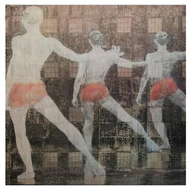 Tissage Jacquard, coton, lin, teinture, 1,800 $