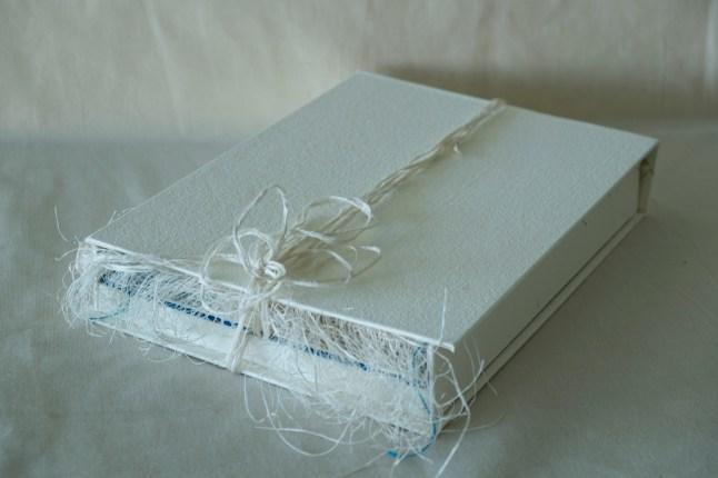 2016, livre d'artiste, poète Pierre Perreault, 33x25x5 cm