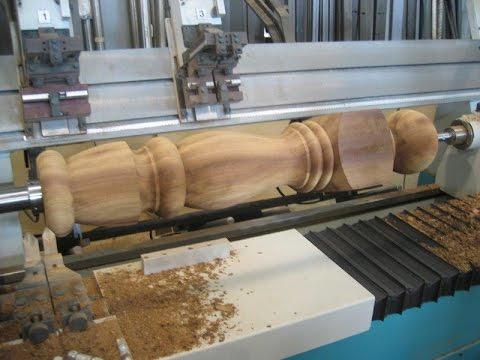 kerajinan bubut kayu