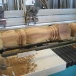 cara kerajinan bubut kayu