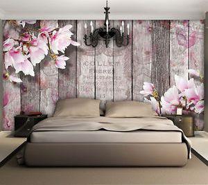 dinding kayu penuh warna