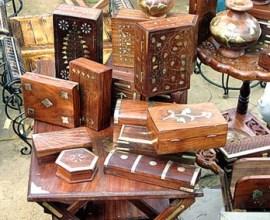 ekspor craft kayu