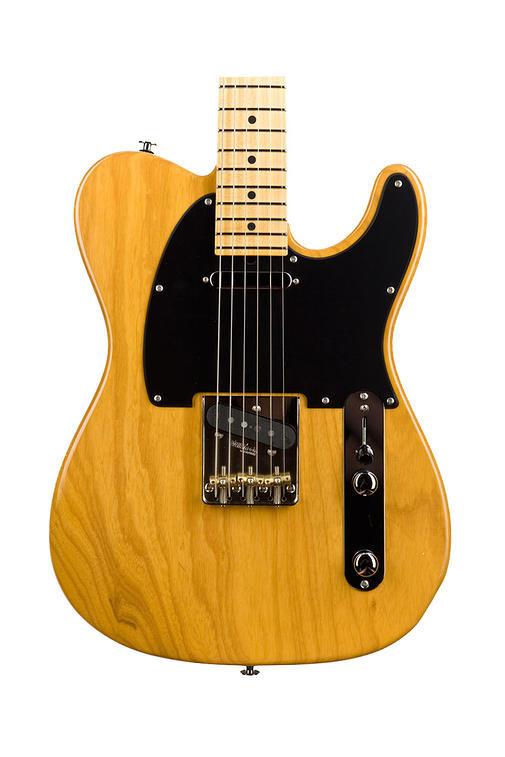 gitar kayu ash