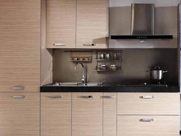 kabinet dapur hpl