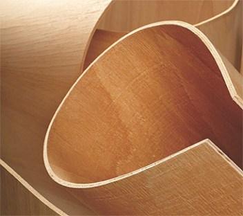 dinding kayu lapis