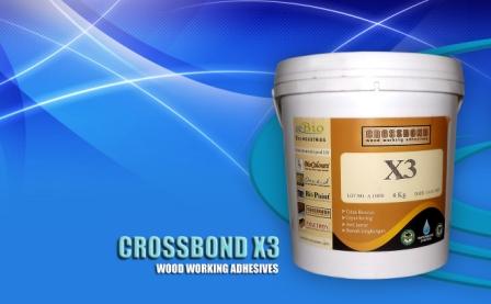 kelebihan lem pva crossbond™