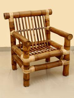 62+ Cara Membuat Kursi Dari Bambu Beserta Gambar Gratis