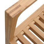 kursi bambu laminasi