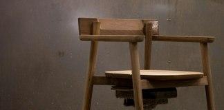kursi kayu cempaka