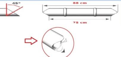 langkah 3 cara membuat ranjang bambu