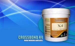 Lem untuk lantai parket Crossbon™ X4.