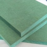 mdf warna hijau