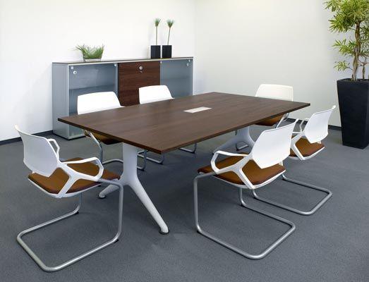 meja rapat kecil