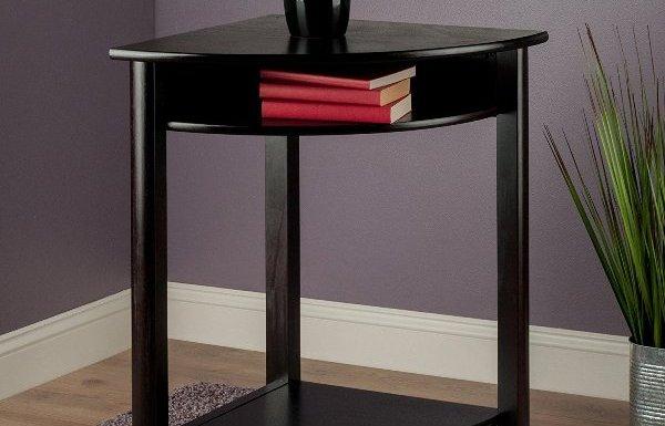 meja sudut kecil
