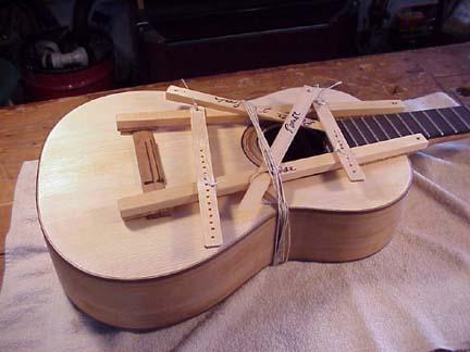 membuat gitar